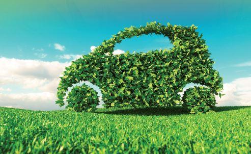 Voiture écologique - Voiture végétale